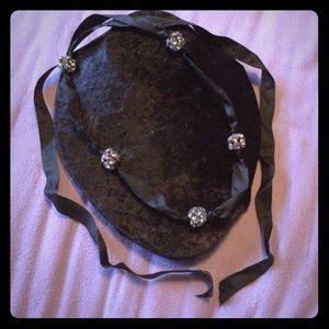 Jewelry - 🖤 Black Ribbon Necklace 🖤